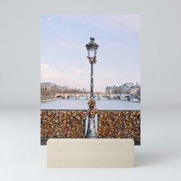 Love Locks - Paris Photography Mini Art Print