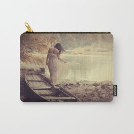 Forgotten shores Carry-All Pouch