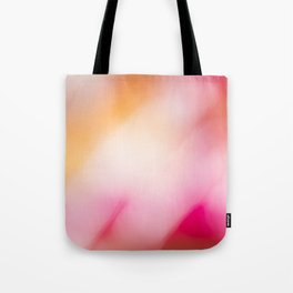 Pink Colours Tote Bag