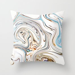 Land & Ocean #society6 #decor #buyart Throw Pillow