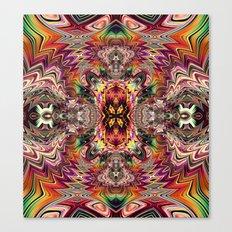 BBQSHOES™ Fractal Digital Art Design 1173A Canvas Print