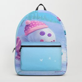 Don't Be Sad Backpack
