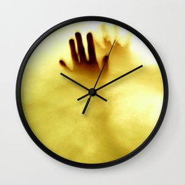 Hot Water Wall Clock
