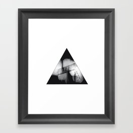 Stay Connected Framed Art Print