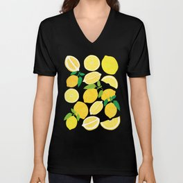 Lemon Harvest Unisex V-Neck