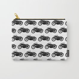Antique Motorcycles Carry-All Pouch