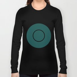 plate with cutlery Long Sleeve T-shirt