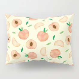 peach Pillow Sham