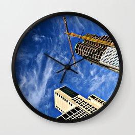 Deep Diving into the Berlin Blue Wall Clock