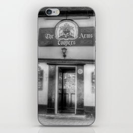 The Coopers Arms Pub Rochester iPhone Skin