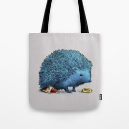 Sonic (color option) Tote Bag