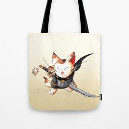 Lucky Ninja Tote Bag