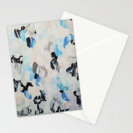 Abstract painting 2 Stationery Cards