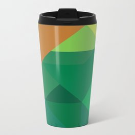 Minimal/Maximal 3 Metal Travel Mug