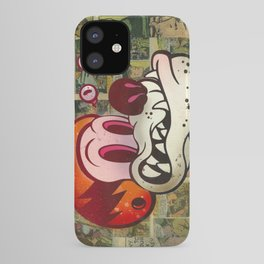 Hell Mut iPhone Case