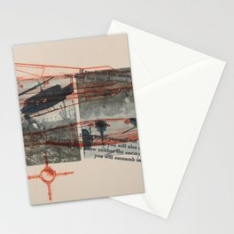 The Art of War Stationery Cards