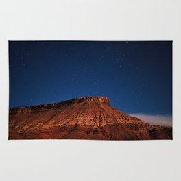 Under a Moab Sky Rug
