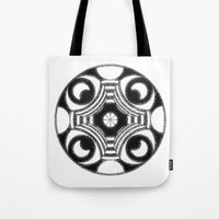 native Tote Bags featuring native by Andy Kemp