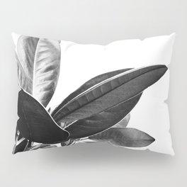 Grandiflora II - bw Pillow Sham