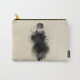 Style outside, man inside Carry-All Pouch
