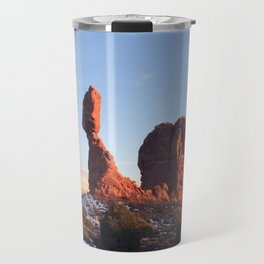Balancing Rock Travel Mug
