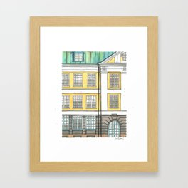 Home #1 Framed Art Print