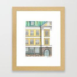 Home #1 Framed Art Print