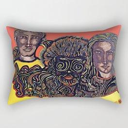 2001 Rectangular Pillow