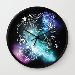 The Rebellion Wall Clock