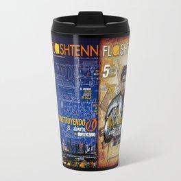 Tennis Magazine Covers Travel Mug