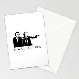 Piano Mafia - Chopin, Liszt Stationery Cards