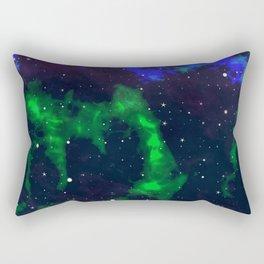 Fantasy Milky Way B Rectangular Pillow