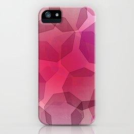 Octa-bokeh. iPhone Case