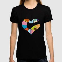 I Heart Coloria Too T-shirt