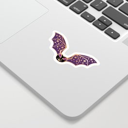 Astral Bat Sticker