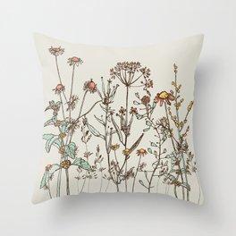 Wild ones Throw Pillow