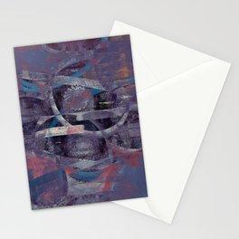 disquiet zero Stationery Cards