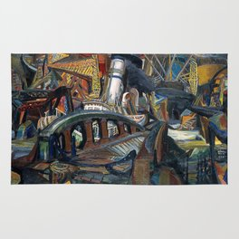 The Harbor Rug