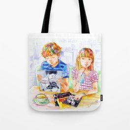 Pop Kids vol.7 Tote Bag