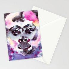 Psychedelic Monkey Stationery Cards
