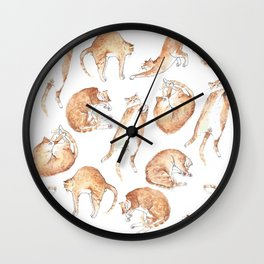 Catastrophic Wall Clock