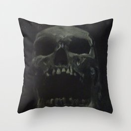 to die will be an awfully big adventure Throw Pillow