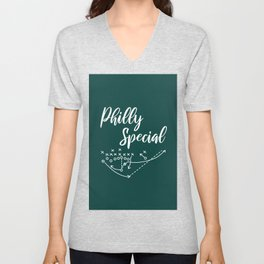 Philly Special Unisex V-Neck
