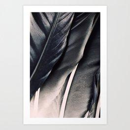 Dark Wing #1 Art Print
