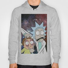 Rick and Morty - Universe Hoody