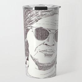 Rosa Parks Portait Travel Mug