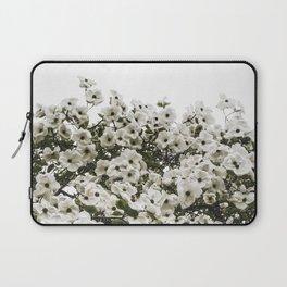 Demure Dogwood Laptop Sleeve