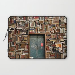 bookstore in Italy Laptop Sleeve
