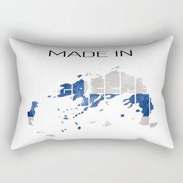 Made in greece. Greek. Athens Rectangular Pillow