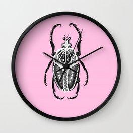 Amiga Fiesta Beetle - Paloma Wall Clock